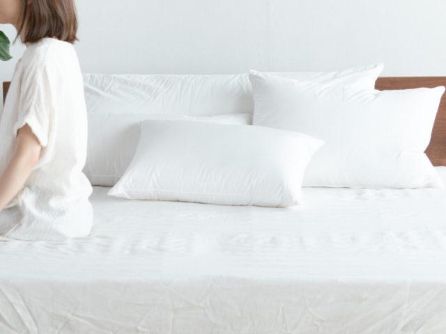 肩こりを解消してくれる枕の選び方|中野区中野新橋・中野富士見町の整骨院